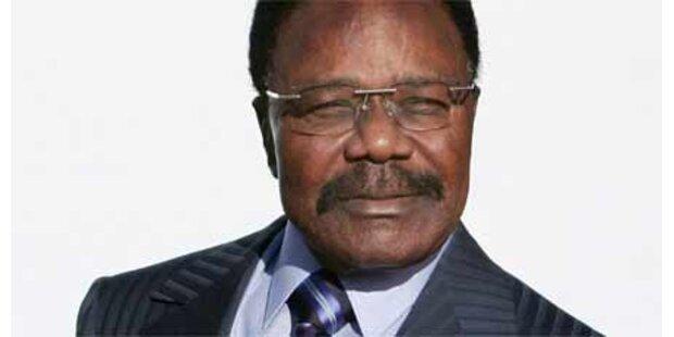 Verwirrung um Tod von Gabuns Präsidenten