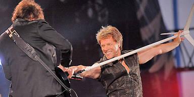 Bon Jovi: Das ist die Mega-Tour