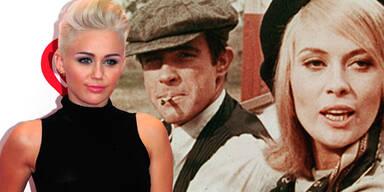 Miley Cyrus, Bonnie und Clyde