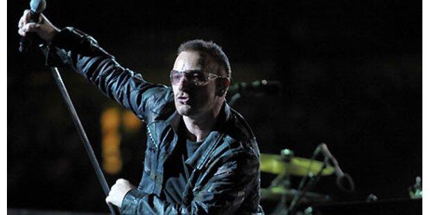 U2-Konzert - Ihr Ticket-Alarm