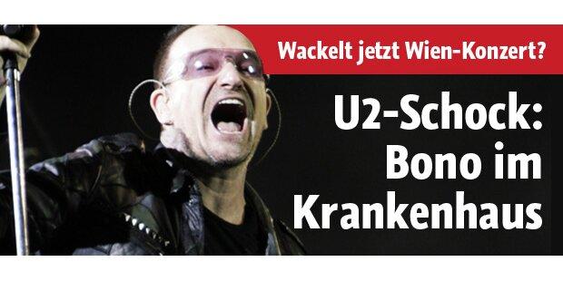 U2-Sänger Bono in München operiert