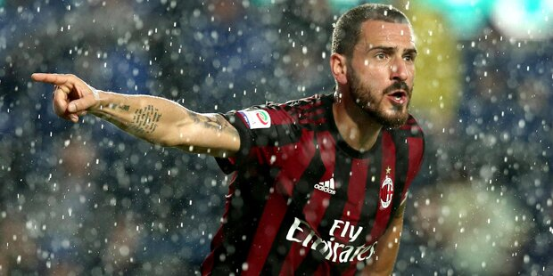 Milan vor Ausschluss aus Europa League