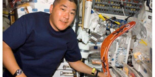 Japaner will Boomerang im Weltraum testen