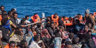 Migranten wieder in Tunesien gelandet