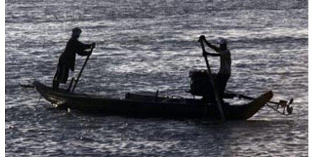 50 Menschen bei Bootsunglück ertrunken
