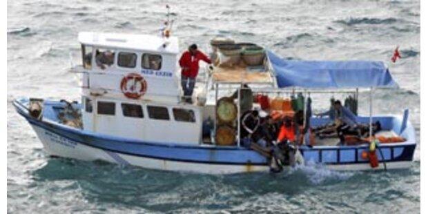 40 Flüchtlinge vor türkischer Küste ertrunken
