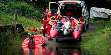 Rettungsboot in Norwegen
