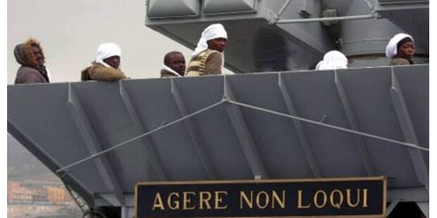 Flüchtlingsboot in der Ägäis gekentert