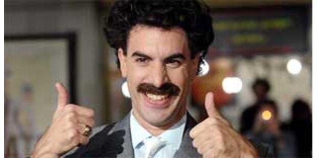 Polizei verbietet Borat-Kostüm für Rugby