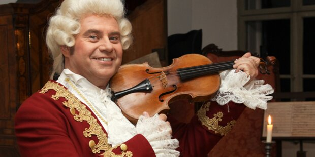 Mozart im Musikantenstadl