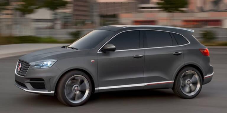 Borgward startet bei uns mit Elektro-SUV
