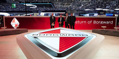 Borgward greift Audi Q5 und BMW X3 an