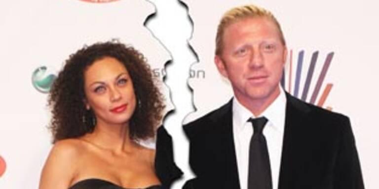 Boris Becker ist wieder Single.