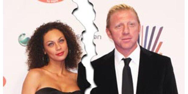 Alles aus! Boris Becker ist wieder Single