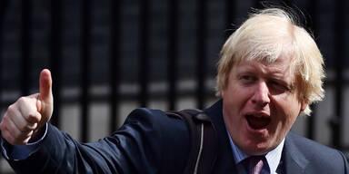 Boris Johnson sitzt künftig am Kabinettstisch