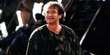 "Robin Williams in ""Hook"""