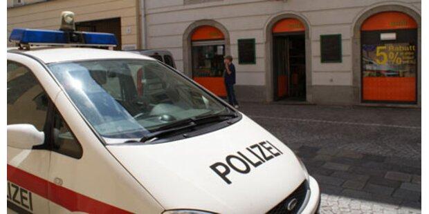 Drei Überfälle in Linz an einem Tag