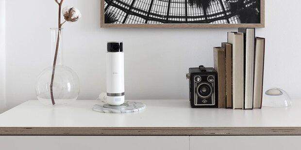 Bosch verbessert Smart-Home-Kameras