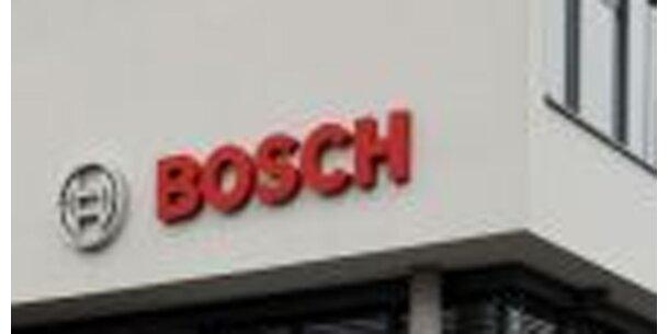 Bosch baut 10.000 Jobs ab