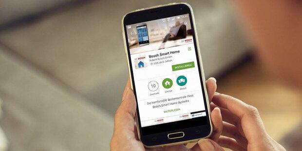 Bosch setzt voll auf Internet der Dinge