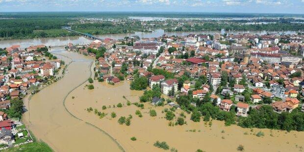 Seuchen nach Hochwasser