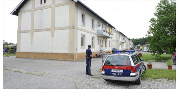 Bosnier tötete seine Frau in OÖ