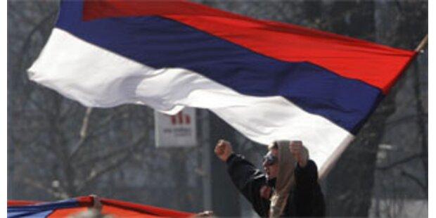 Bosnische Serben drohen jetzt mit Abspaltung
