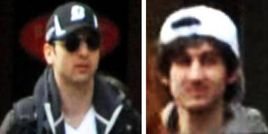 Das sind die Attentäter von Boston