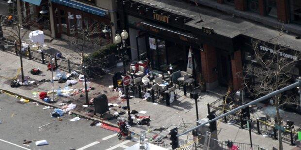 Bomben-Terror in Boston