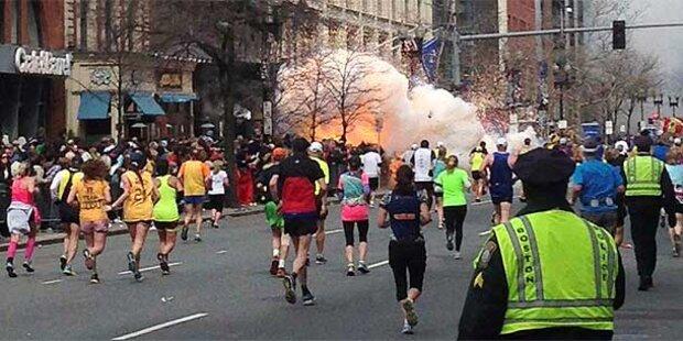 Terror in Boston: Augenzeugen berichten