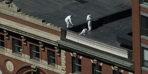 Boston: Polizei sucht zwei Verdächtige