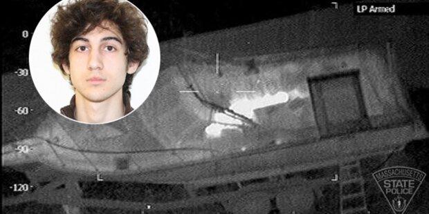 Prozess gegen Boston-Bomber