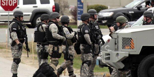 Drei weitere Terror-Verdächtige festgenommen