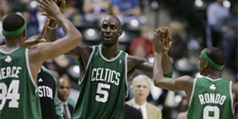 Celtics als einziges Team noch ungeschlagen