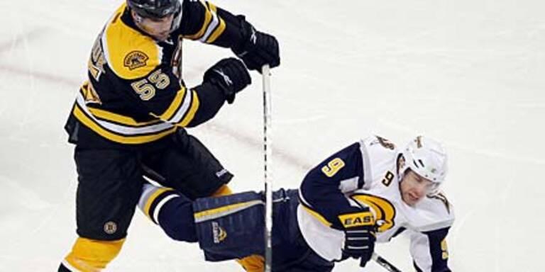 Sabres verlieren in Boston