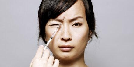Mit Botox zum gewollten Pokerface