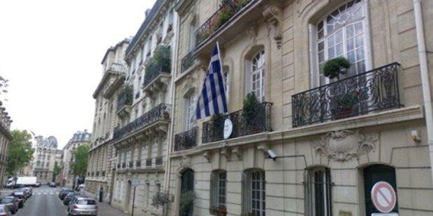 Nächste Briefbombe in Paris entschärft