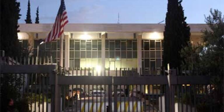 Anschlag auf US-Botschaft in Athen