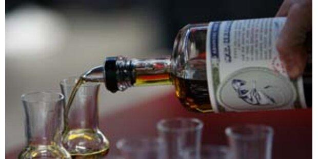 Wochenende der Alkohol-Unfälle in Kärnten