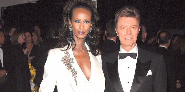 David Bowie: Familie erbt 150 Millionen