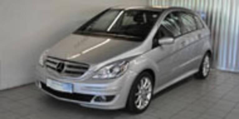 ++Mercedes-Benz B170++ nur € 12.880,-