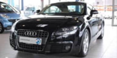++Audi TT Coupe 2,0T++ nur € 18.480,-