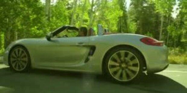 New Generation: Der neue Porsche Boxster