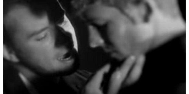 Erstes schwules Liebespaar in Boyband-Video