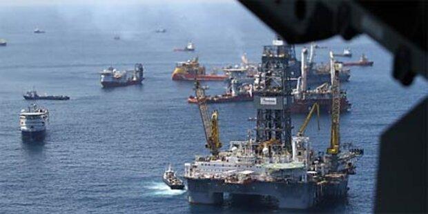 Hoffnungslosigkeit wegen Ölpest wächst