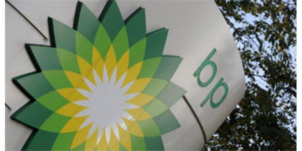 Ölmulti BP steigert Gewinn