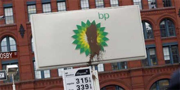 USA drohen BP wegen Ölkatastrophe