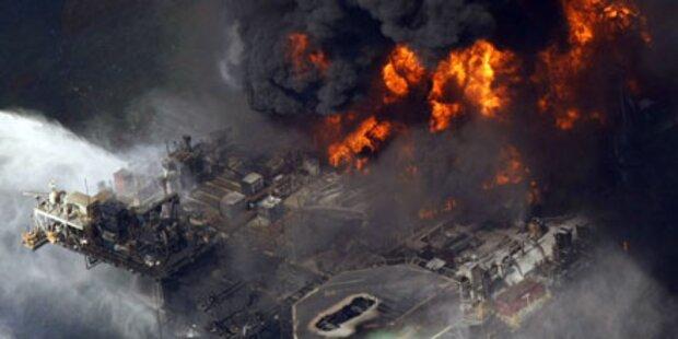 BP wartete Ölplattform nicht ordentlich