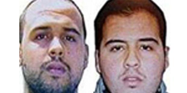 Brüssel-Terror: Das ist das Brüderpaar