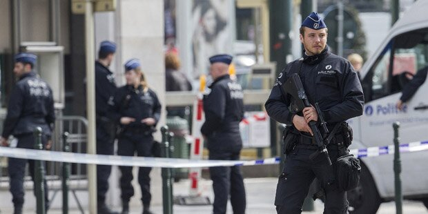 Nach Terror: Brüssel lockert Sicherheitschecks